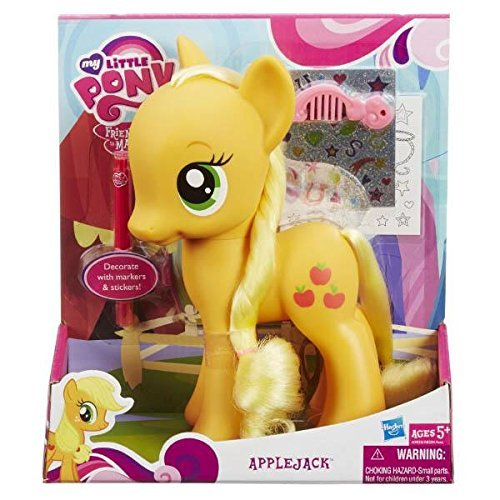 My Little Pony 8-Inch Applejack Pony Figure