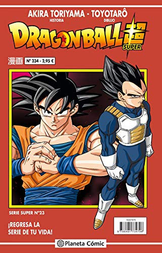 Dragon Ball Serie roja nº 234 (vol5): 222 (Manga Shonen)