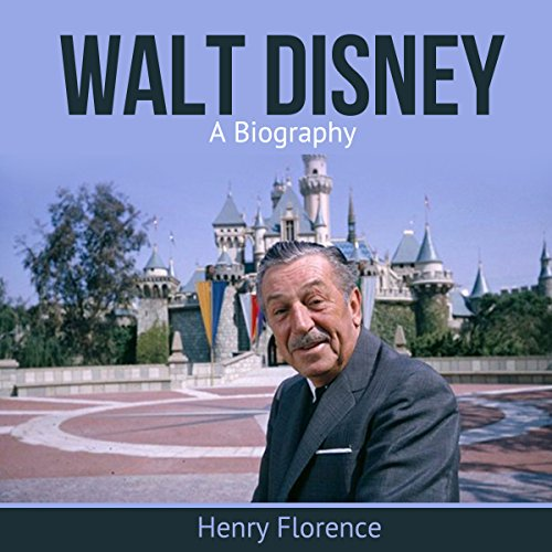 Walt Disney: A Biography  By  cover art