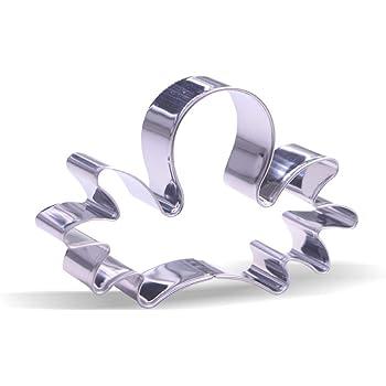 /Stampino//forma Werwolf Top/ /QUALIT/À 7/cm//acciaio inossidabile//–/Antiruggine knusper.haus Biscotti/