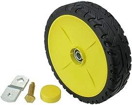 John Deere GY21432 Front Caster Wheel Kit for JS40 Walk Behind Lawn Mower