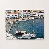 Menorca, Islas Baleares, España Jigsaw Puzzles 1000 Piezas Desafiantes y Educativos Juegos Juguetes, Pintura Abstracta Puzzle para Niños Adultos