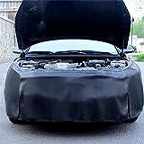 TERMALY Cubierta Protección Reparación Coche,Juego De Alfombrilla Magnética para Guardabarros Mecánico Automotriz con Ganchos De Gran Tamaño para SUV 3pcs,Blacks