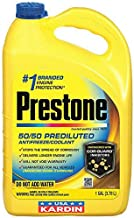 Best prestone 50 50 antifreeze Reviews