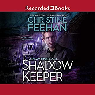 Shadow Keeper audiobook cover art