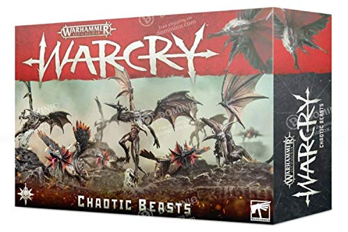 Games Workshop WARCRY - Chaotic Beast
