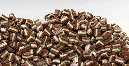 Andes Creme De Menthe Chips - 20 lb. box, 1 per case
