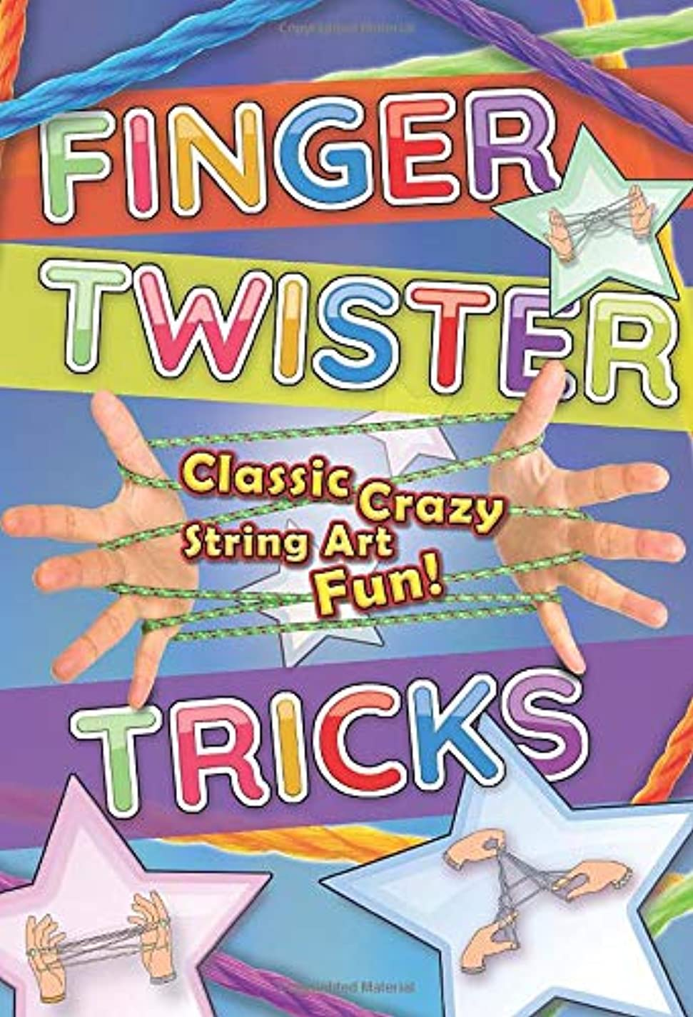 レッドデート銀河スワップFinger Twister Tricks: Classic, Crazy, String Art Fun