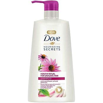 Dove Healthy Ritual for Growing Hair Shampoo, 650 ml