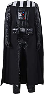 Men's Costume Suit for Darth Vader Cosplay