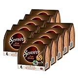 Senseo Caffe Crema, cápsulas de café, aromáticas y Totalmente sólidas, café Tostado, café, 160 cápsulas
