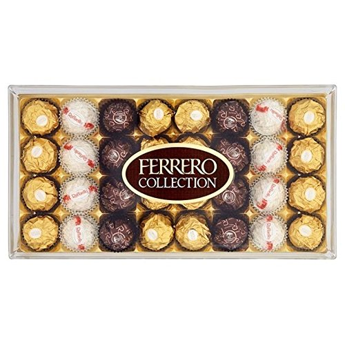Ferrero Rocher Collection De 32 Pièces 349G - Paquet de 2