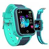 HQPCAHL 4G Sim Video Llamada Reloj Inteligente GPS WiFi Tracker...