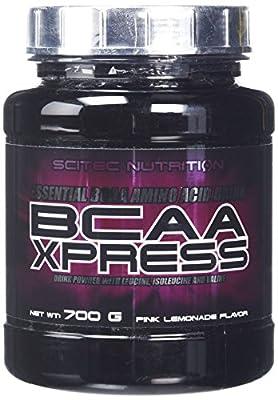 Scitec Nutrition BCAA Xpress Amino Acid Powder - 700 g, Pink Lemonade from Scitec Nutrition
