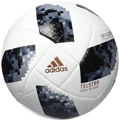 adidas Ekstraklasa Tgl Balón, Hombre, Blanco (Blanco/Negro/Plamet), 5
