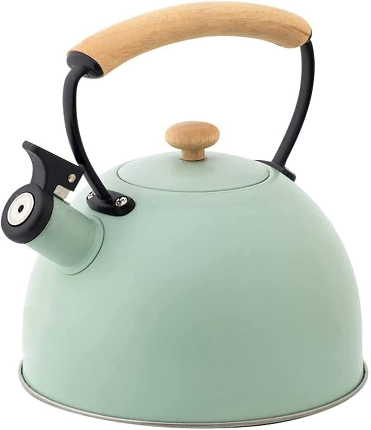 Whistling kettle Import is convenient At the price and Green Wh Light practical 2.5L