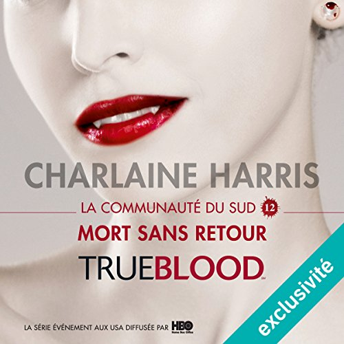 Mort sans retour audiobook cover art