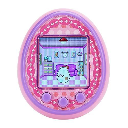 Juguetes virtuales para mascotas, máquina de juego electrónica de mano para mascotas con pantalla de color HD para juguetes infantiles, el mejor regalo de cumpleaños para niños y niñas