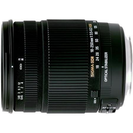 Sigma 18 250 Mm F3 5 6 3 Dc Os Hsm Reise Zoom Objektiv Kamera
