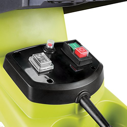 Sun Joe CJ603E 15 Amp Electric Silent Wood Chipper/Shredder