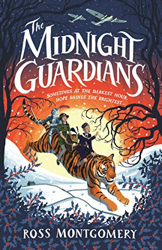 The Midnight Guardians by [Ross Montgomery]