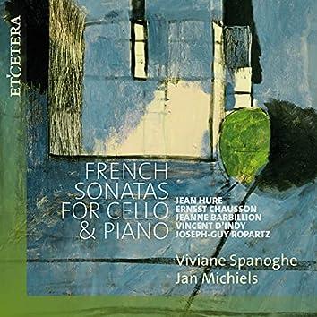 French Sonatas for Cello & Piano