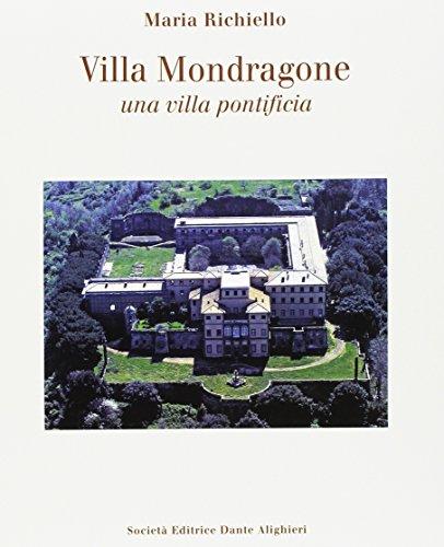 Villa Mondragone una villa pontificia