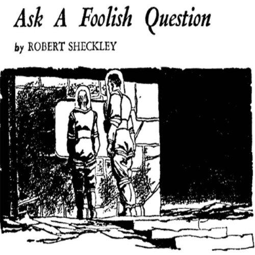 Ask a Foolish Question audiobook cover art