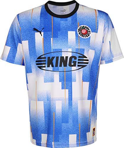 Puma New York - Camiseta, azul, xx-large