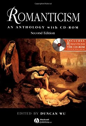 Romanticism: An Anthology: with CD–ROM, Second Edition