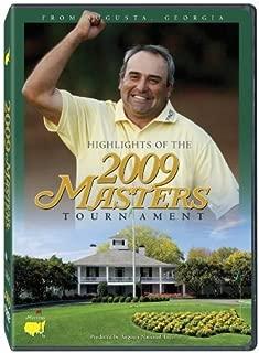 masters tournament 2009