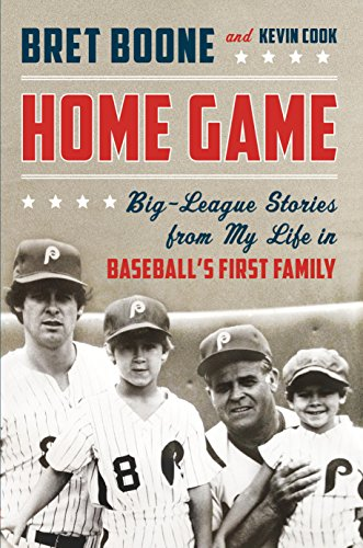 Home Game: Big-League Stories from My Life in Baseball's First Famil