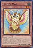 YU-GI-OH! - Fluffal Owl (NECH-EN018) - The New Challengers - 1st Edition - Rare
