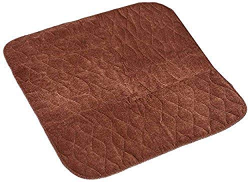ComfortCare Incontinence Protection Chair Pad 1 litre -Brown