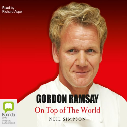 Gordon Ramsay audiobook cover art