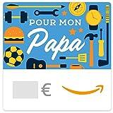 Chèques-cadeaux Amazon.fr Fête des Pères