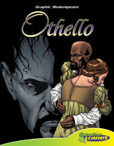 Othello (Graphic Shakespeare) by Vincent Goodwin