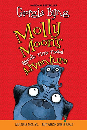 Molly Moon's Hypnotic Time Travel Adventure (English Edition)