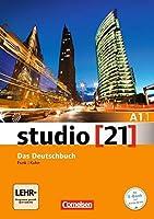 Studio 21 in Teilbanden: Deutschbuch A1.1 MIT DVD-Rom (German Edition) by Unknown(2013-04-01)