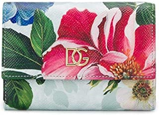 Luxury Fashion | Dolce E Gabbana Womens BI0924AJ866HC1AM Light Blue Wallet | Spring Summer 20