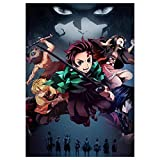 ALTcompluser Anime Demon Slayer: Kimetsu No Yaiba Poster