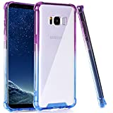 Best Case Roybens - BAISRKE Clear Case for Galaxy S8 Plus, Shock Review