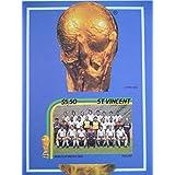 セントビンセント『ワールドカップ』1986 無目打B