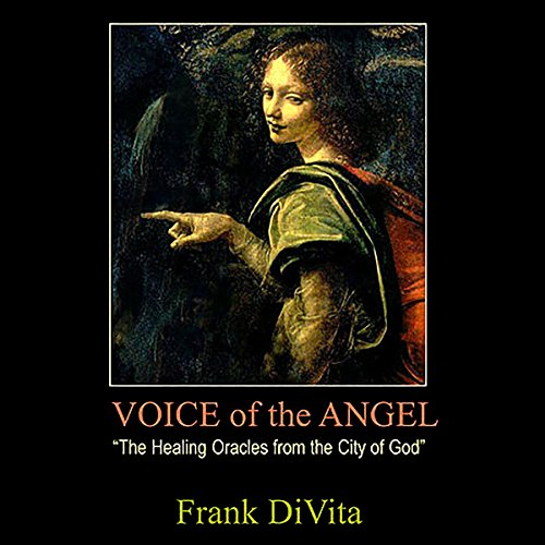 Voice of the Angel audiobook cover art