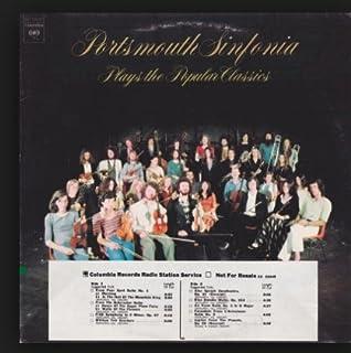 portsmouth sinfonia plays the popular classics, j-vg+, disc nm/vg+ pr LP