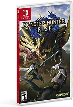 Monster Hunter Rise Standard Edition for Nintendo Switch