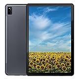Blackview Tab10 4G LTE + WiFi Tablet mit 10,1'' FHD, Android 10, 4GB RAM + 64GB ROM, 128GB erweiterbar, Octa-Core, 7480mAh Akku, 13MP + 8MP, 1920 * 1200, GPS/Bluetooth/Face ID/OTG-Grau