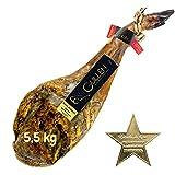 Paleta de Jamon de Bellota Iberico de Guijuelo 5,5 kg Aprox - IBERICOS DE GUIJUELO SALAMANCA - GUILLEN JAMONES Y EMBUTIDOS - Regalo Gourmet