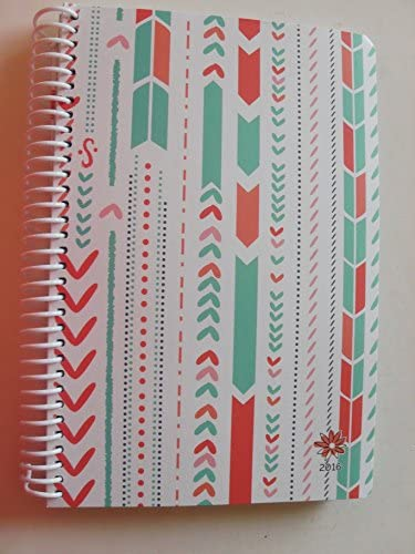 bloom daily planners 2016 spiral paperback product image