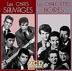 Les Chats Sauvages/Les Chaussettes Noires (2cd Patrimoine)
